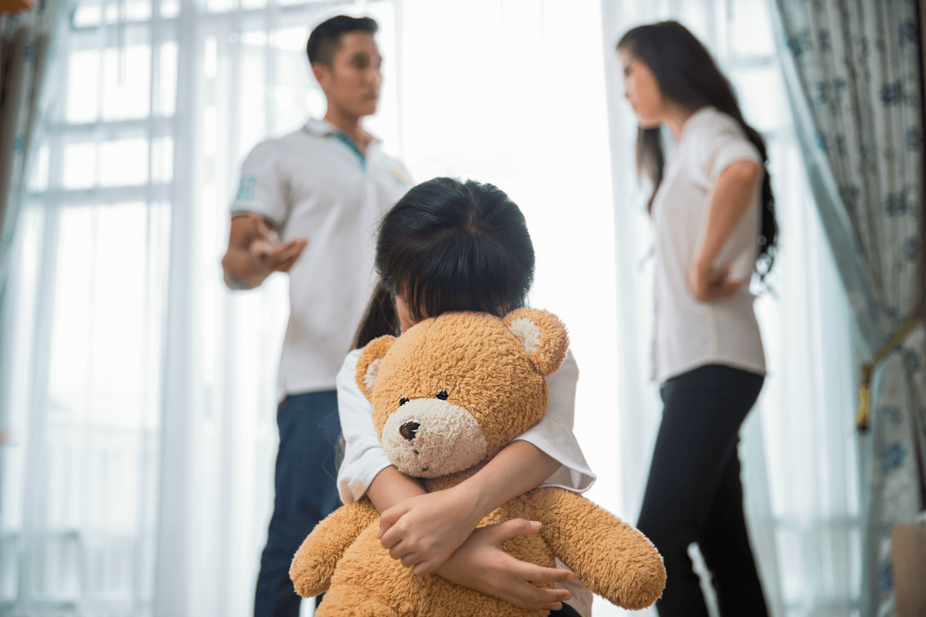 Trauma, jak kształtuje mózg dziecka